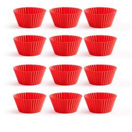 Forminha-de-silicone-para-muffins-Lekue-vermelha-12-pecas-7-x-35-cm---25825-