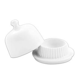 Manteigueira-de-porcelana-Minimax-Rak-branca-8-cm---25919
