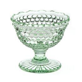 Mini-taca-de-vidro-Bolinha-verde-8-x-6-cm---26027
