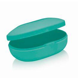 Saboneteira-de-plastico-Soft-Ou-azul-turquesa-105-x-8-cm---26096