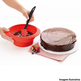 Bowl-para-chocolate-de-silicone-Lekue-vermelho-14-litros--25859-