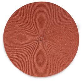 Jogo-americano-redondo-de-fibra-sintetica-Luna-Ferrugem-vermelho-385-cm---26035