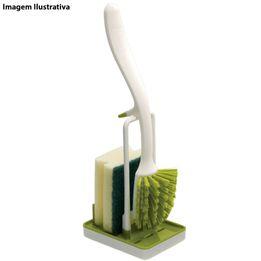 Escova-para-louca-com-suporte-Edge-Joseph---Joseph-verde-e-branco---23552-