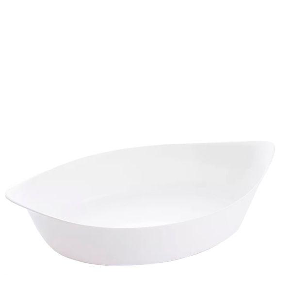 Travessa Oval Refratária Luminarc Smart Cuisine Vidro 38X23CM - 30143
