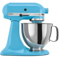 Batedeira-Stand-Mixer-Kitchenaid-azul-110-volts