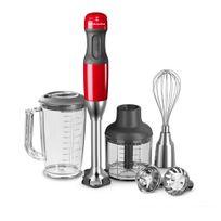 Mixer-multiuso-Kitchenaid-vermelho-com-11-pecas-110-volts