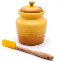 Pote-de-ceramica-para-mostarda-com-espatula-Le-Creuset-400-ml