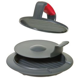 Modelador-de-hamburguer-Progressive-cinza