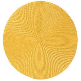 Jogo-americano-redondo-de-fibra-sintetica-Luna-Copa-amarelo-38-cm-