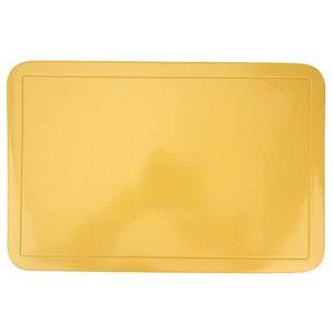 Jogo-americano-retangular-de-pvc-amarelo-44-x-29-cm