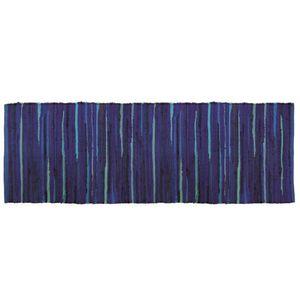 Passadeira-retangular-Orient-Cozi-Tyft-azul-50-x-160-cm