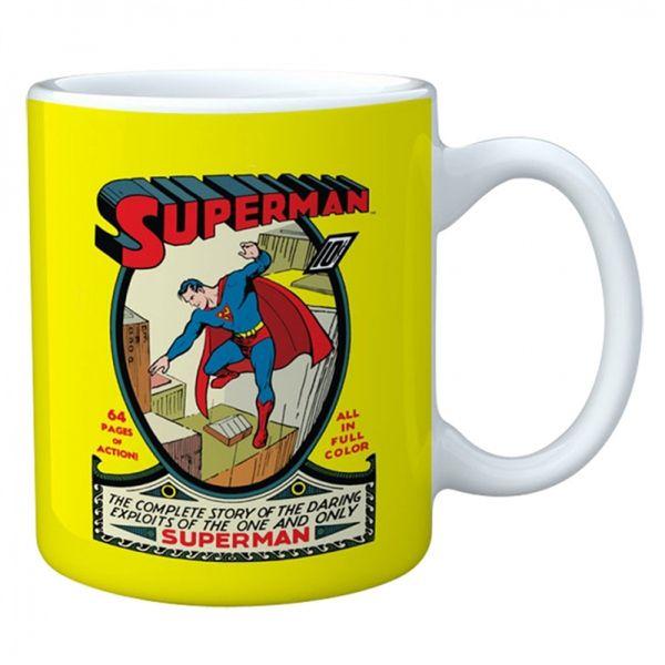 Caneca de porcelana Superman DC Comics 300 ml - 15909