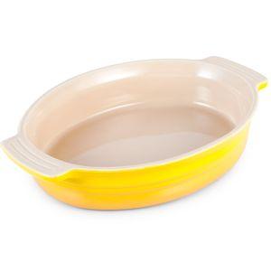 Travessa-de-ceramica-oval-Le-Creuset-amarelo-dijon-36-cm---100644
