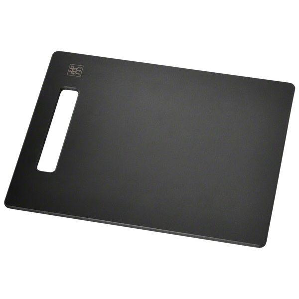 Tabua-de-corte-de-fibra-de-madeira-Storage-Zwilling-preta-38-x-28cm---18601