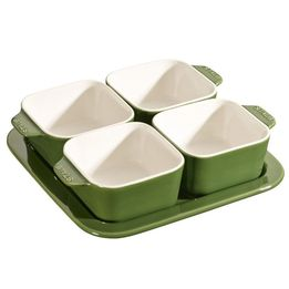 Petisqueira-de-ceramica-Staub-verde-com-5-unidades-19-cm---18395