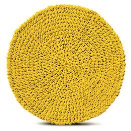 Jogo-americano-de-fibra-de-papel-Tyft-amarelo-38-cm---18436