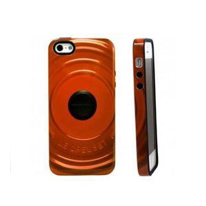 Capa-para-Iphone-5-Le-Creuset-laranja---18429