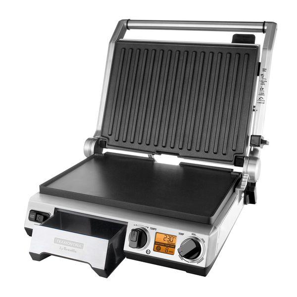 Grill-eletrico-em-aco-escovado-Smart-Breville-Tramontina-127-volts