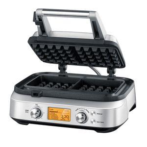 Waffle-em-aco-escovado-Smart-Breville-Tramontina-127-volts