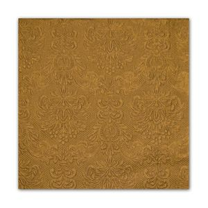 Guardanapo-de-papel-Elegance-bronze-com-15-unidades-33-cm---19430