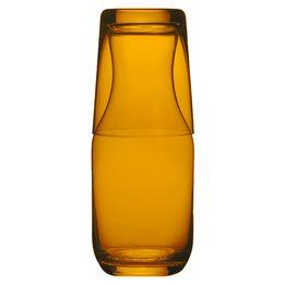 Moringa-de-vidro-Libra-Krosno-laranja-850-ml---20470
