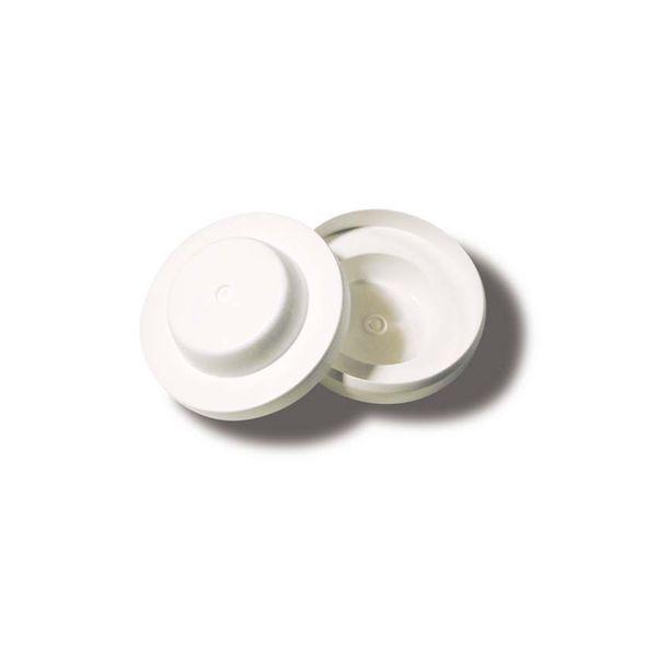 Molde-plastico-para-massa-Silikomart-branco-8-cm---104678