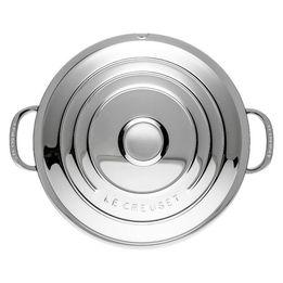 Cacarola-de-aco-inox-3-Ply-Le-Creuset-24-cm