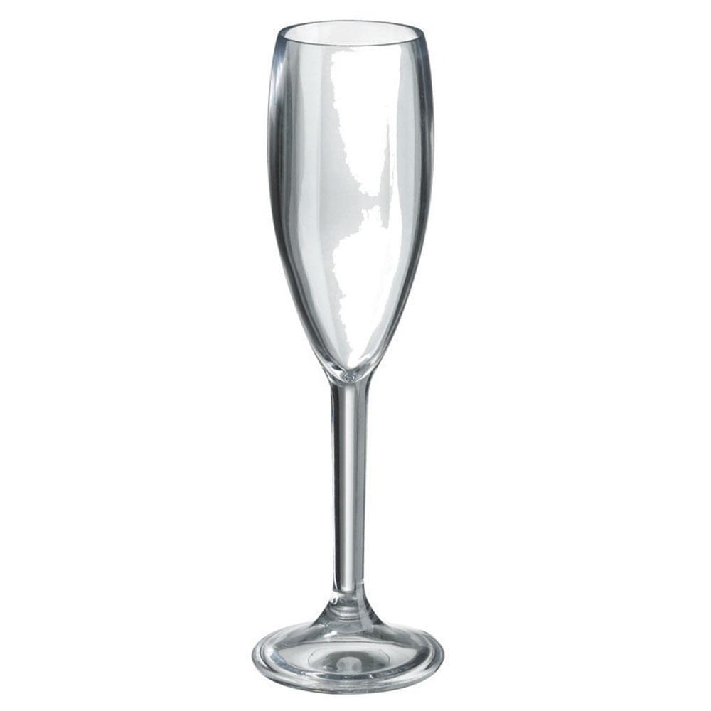 Taça de Acrílico para Champagne 150ML