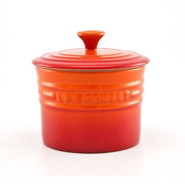 Porta condimentos de cerâmica Le Creuset laranja 400ML - 101614