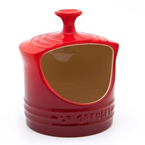 Porta Sal Le Creuset Vermelho Cerâmica 300ML - 102175