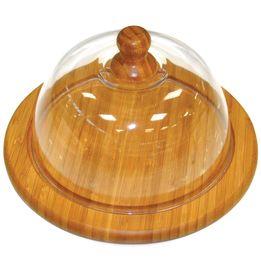 Queijeira-de-bambu-com-tampa-de-acrilico-Welf-22-cm---102957