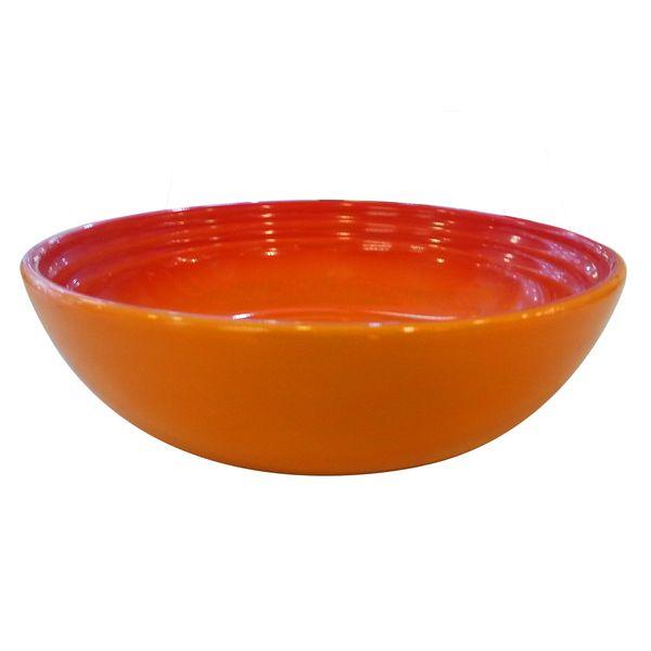Bowl-de-ceramica-para-cereais-Le-creuset-laranja---15933