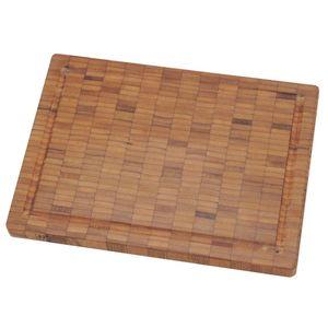 Tábua de corte de bambu Zwilling 35,5 x 25 cm - 11623