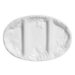Petisqueira-de-ceramica-Milho-Garden-branca-40-x-29-cm---23849