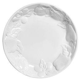 Travessa-de-ceramica-Caju-Garden-branco-32-cm---23851