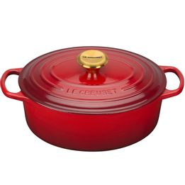 Panela-de-ferro-oval-Le-Creuset-golden-knob-31-cm---24089