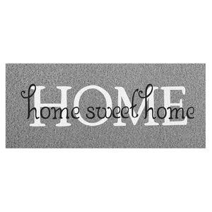 Capacho-de-vinil-Home-Sweet-Home-Kapazi-cinza-70-x-30-cm---24192