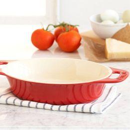 Travessa-de-ceramica-oval-Staub-cereja-23-cm---12646