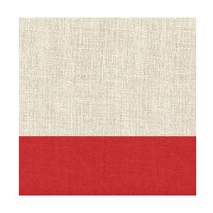 Guardanapo-de-papel-Linen-Red-20-pecas-33-x-33-cm---24046