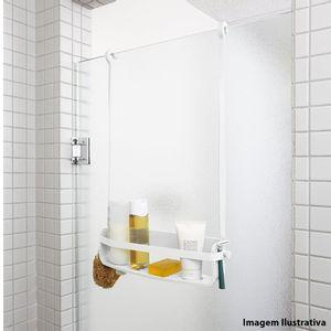 Porta-shampoo-flexivel-de-silicone-Caddy-Umbra-branco-64-x-31-x-9-cm---24503