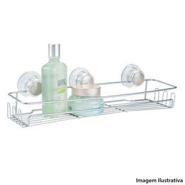 Porta-shampoo-de-aco-inox-com-ventosa-Turn-N-Lock-InterDesign-455-x-125-x-105-cm---24606