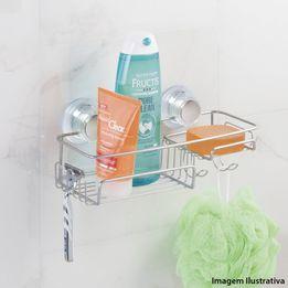 Porta-shampoo-de-aco-inox-com-ventosa-Turn-N-Lock-InterDesign-28-x-12-x-115-cm---24609