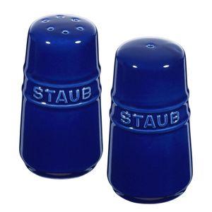 Saleiro-e-pimenteiro-de-ceramica-Staub-azul-marinho-7-cm---24690
