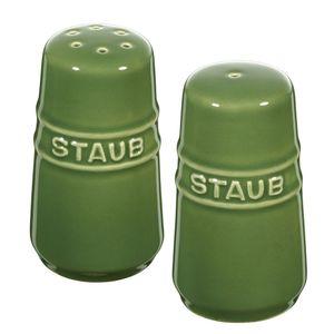 Saleiro-e-pimenteiro-de-ceramica-Staub-verde-7-cm---24691