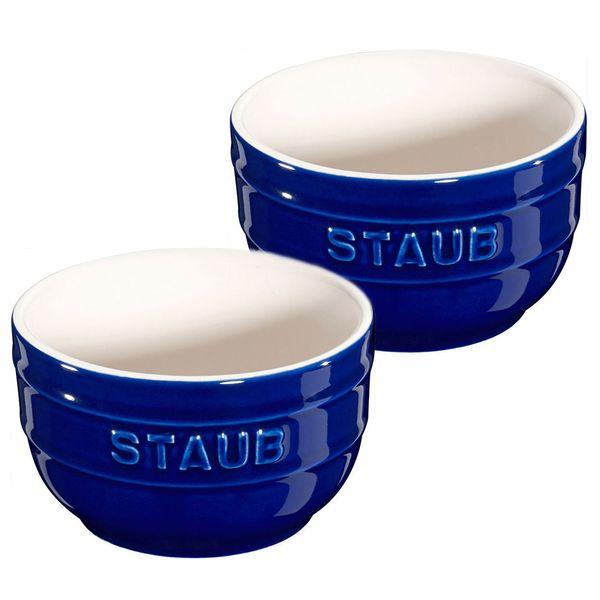 Ramekin-de-ceramica-Staub-azul-marinho-2-pecas-250-ml---10749