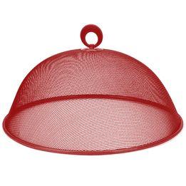 Cobre-bolo-de-aco-inox-telado-Hauskraft-vermelho-30-cm---24925