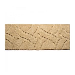 Passadeira-de-microfibra-felpuda-Luxury-bege-50-x-140-cm---24915