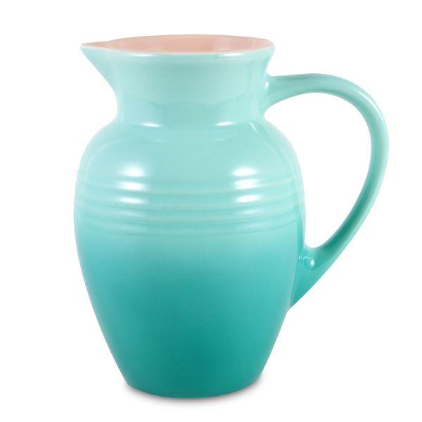 Jarra de cerâmica Le Creuset cool mint 2,2 litros - 25002