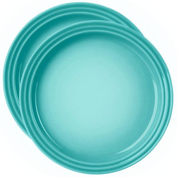Prato-de-ceramica-Le-Creuset-cool-mint-15-cm-2-pecas---25003