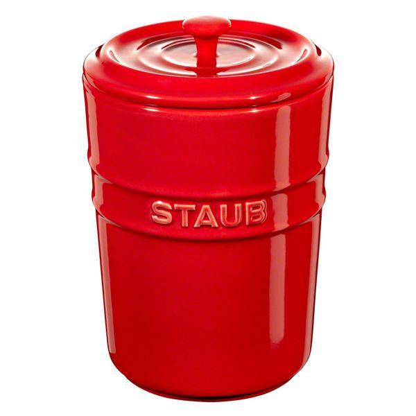 Porta-mantimentos-de-ceramica-Staub-cereja-1-litro---24964